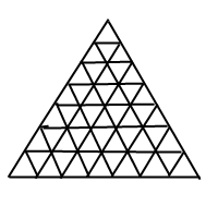 How Many Triangles In A Triangle Wj32